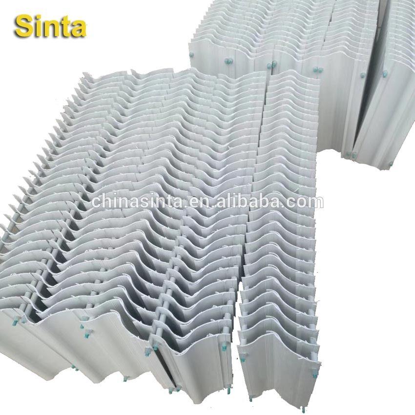 Desulfuration Used Pp Or Fiberglass Mist Eliminator For Sale Fiberglass Cooling Tower Throw Blanket