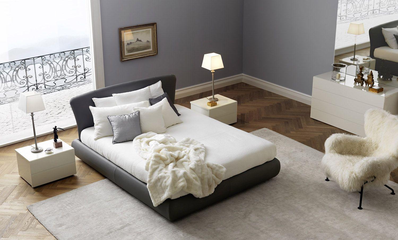 ein modernes bequemes bett von livitalia modern bett bed bedroom - Schlafzimmer Inspiration Modern