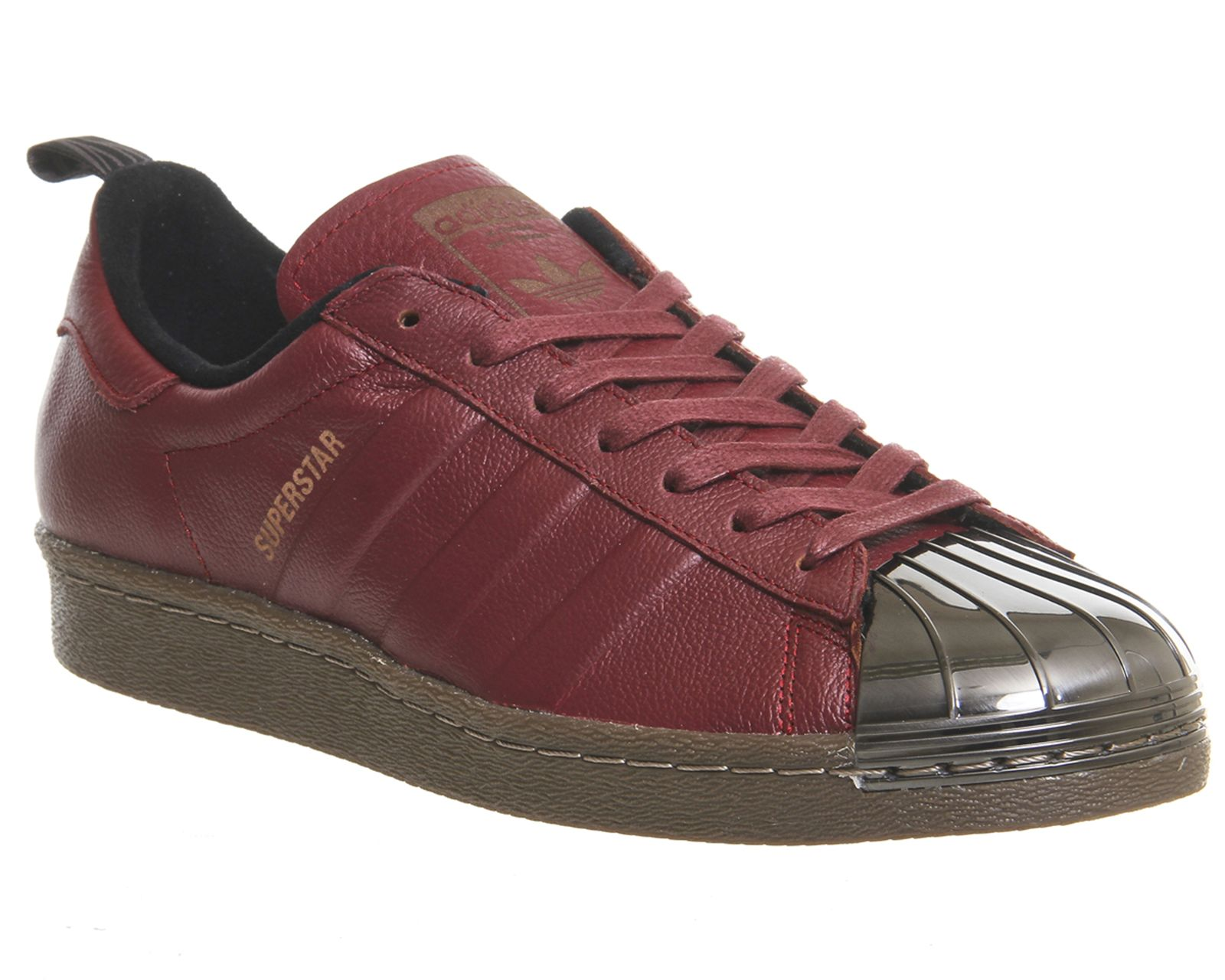 san francisco 69016 650f8 Adidas, Superstar 80s, Cherry Red Offspring 20