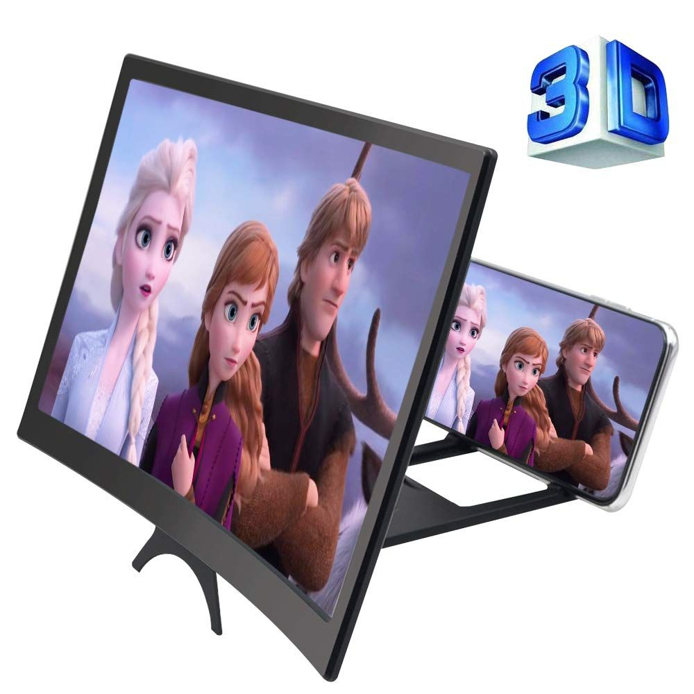 3d curved screen magnifier the gliston phone screen