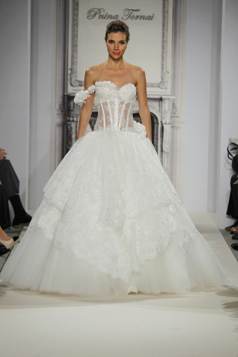 promo code 13e28 6fd7f Kleinfeld Exclusives, Wedding Dresses Photos by Kleinfeld ...