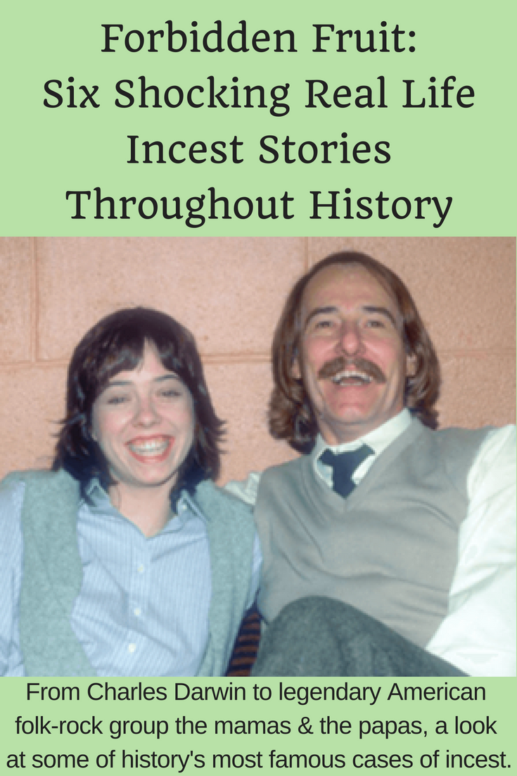 Incest stories confirm. All