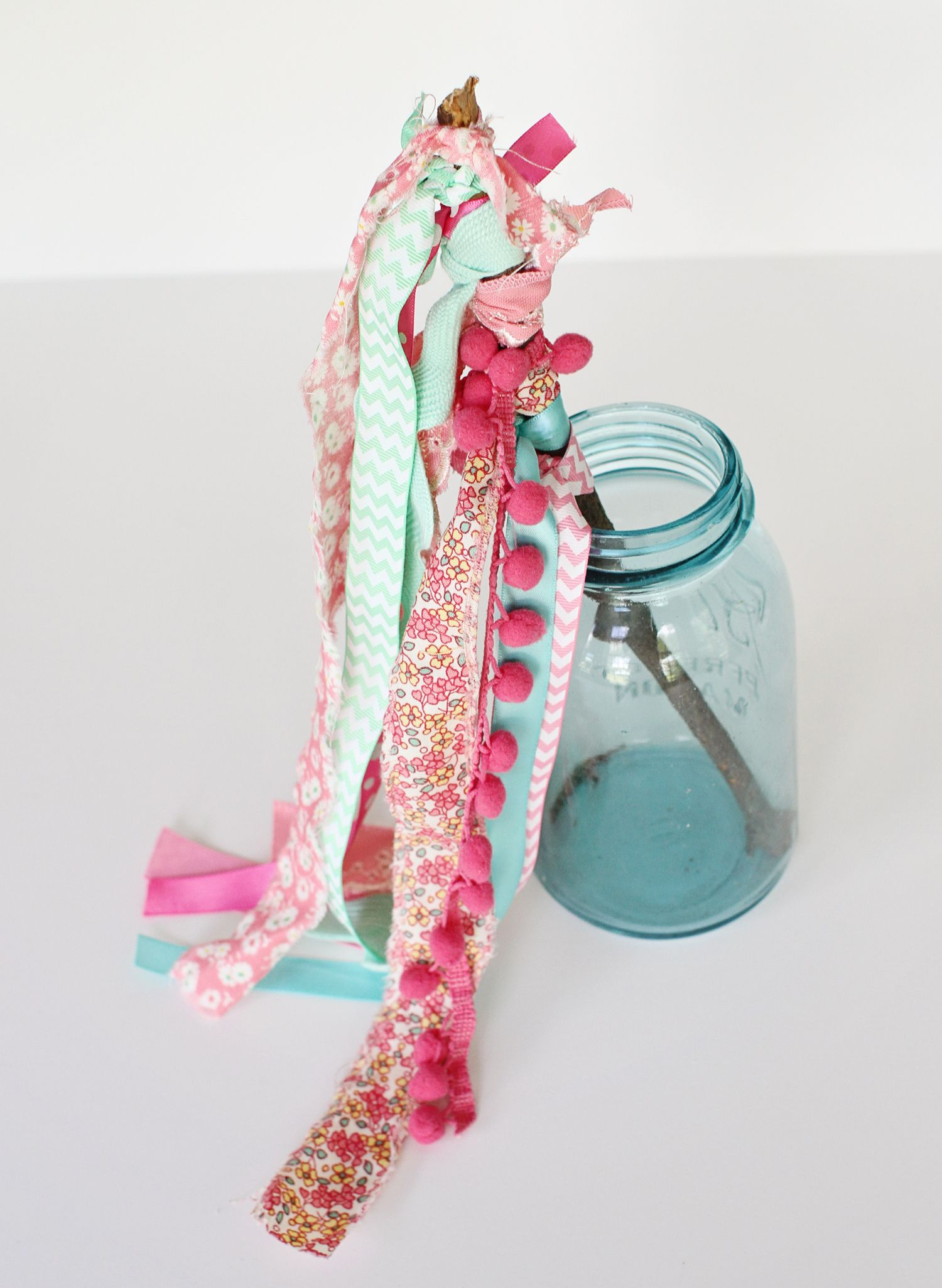 Fairy twig wand party favors let 39 s celebrate pinterest for Birthday wand