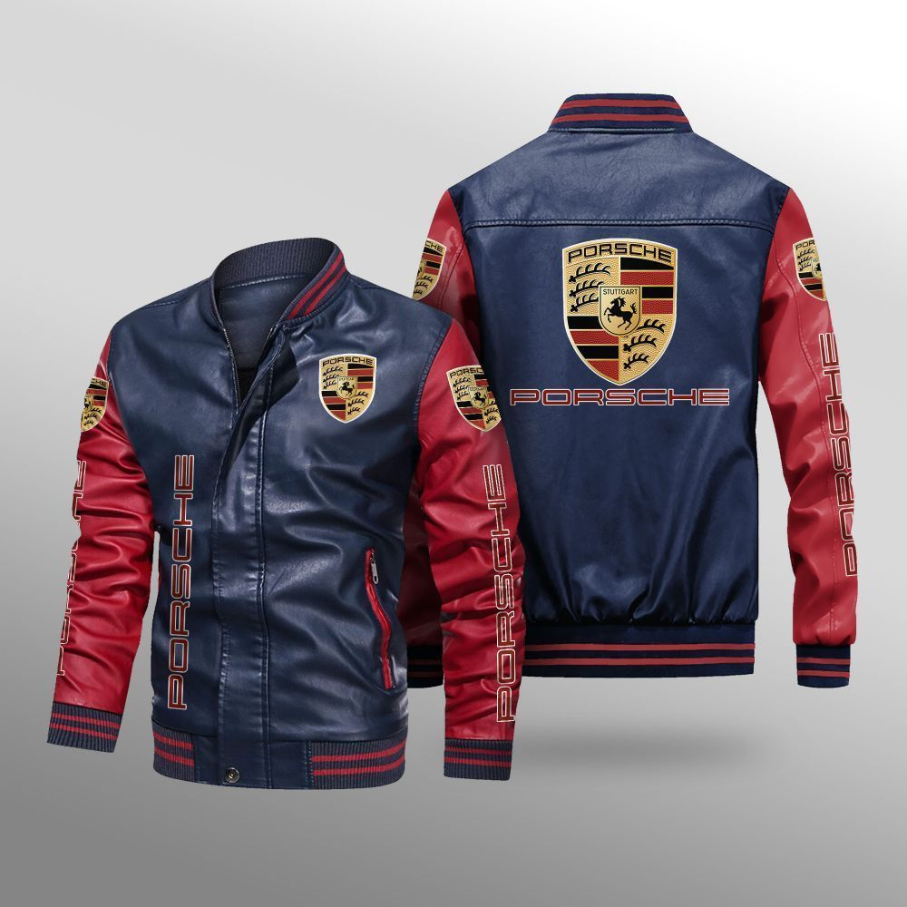Porsche Xg2301 For Fan Stores Sp Leather Bomber Jacket Leather Bomber Stylish Denim Pants [ 1000 x 1000 Pixel ]