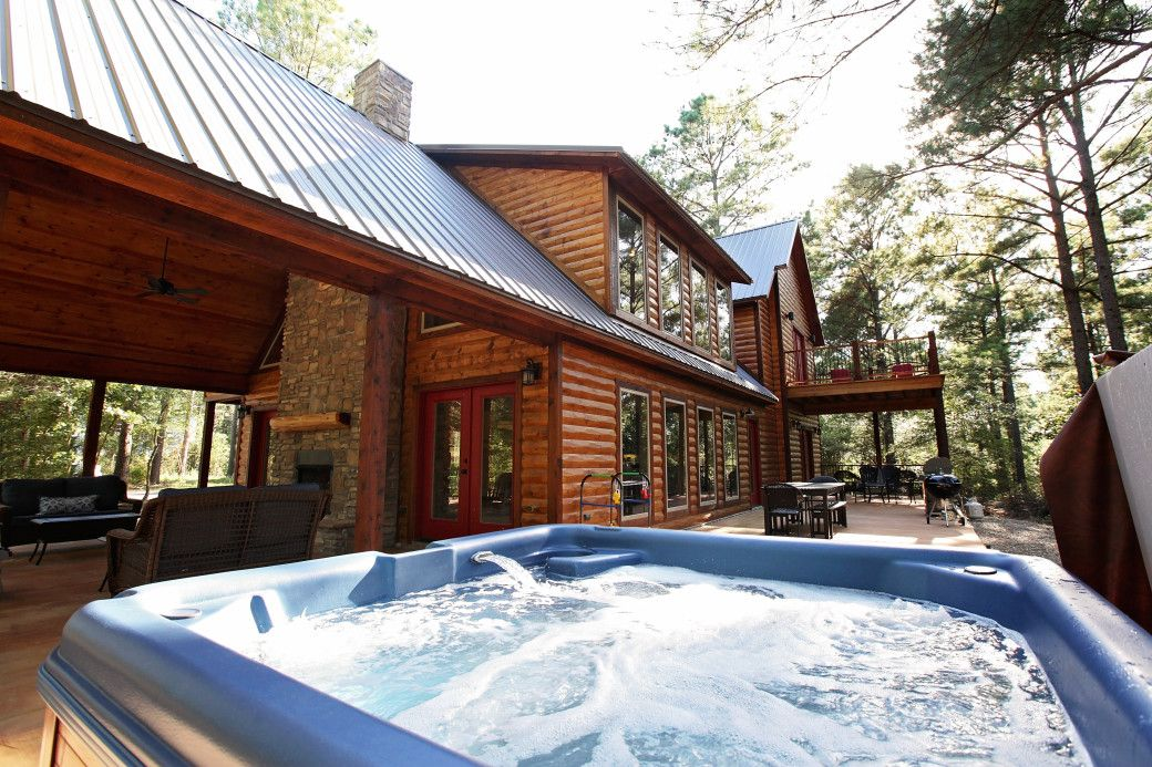 One Of The BEST ... Mended Bow   Blue Beaver Cabins U2013 Broken Bow