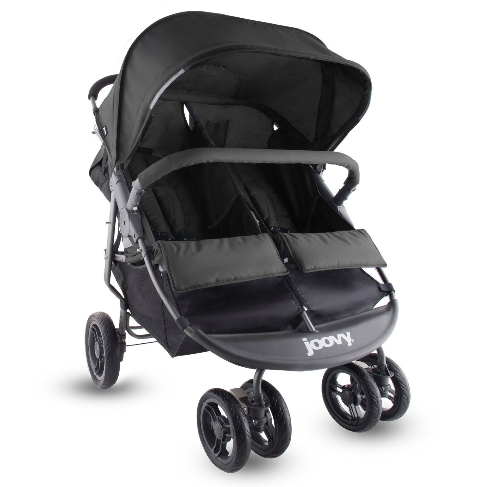 Joovy ScooterX2 Double Stroller Black Products in 2019