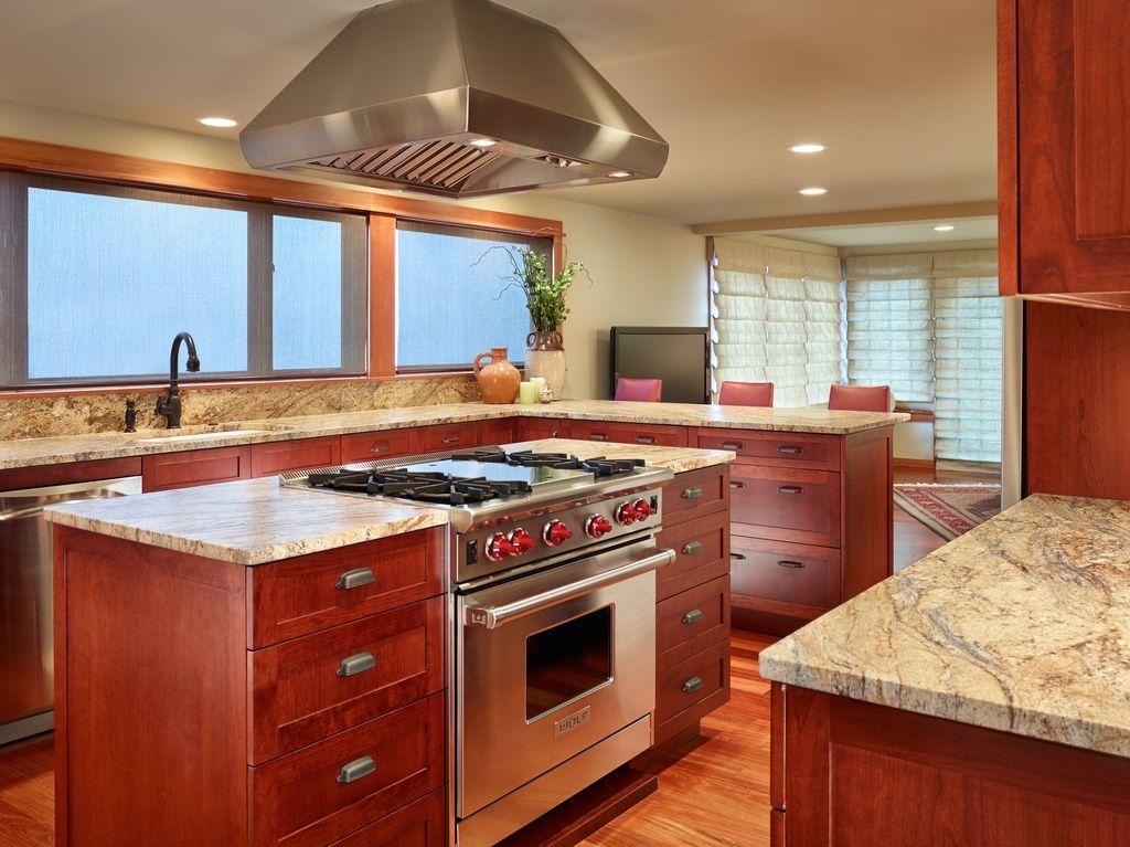 U Shaped Kitchens With Island Gas Range Google Search Kitchen Redo Pinterest Kitchen