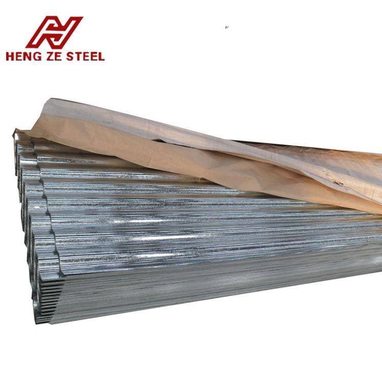 Wave Type Galvanized Corrugated Steel Sheet In 2020 Steel Sheet Steel Roofing Sheets Corrugated Roofing