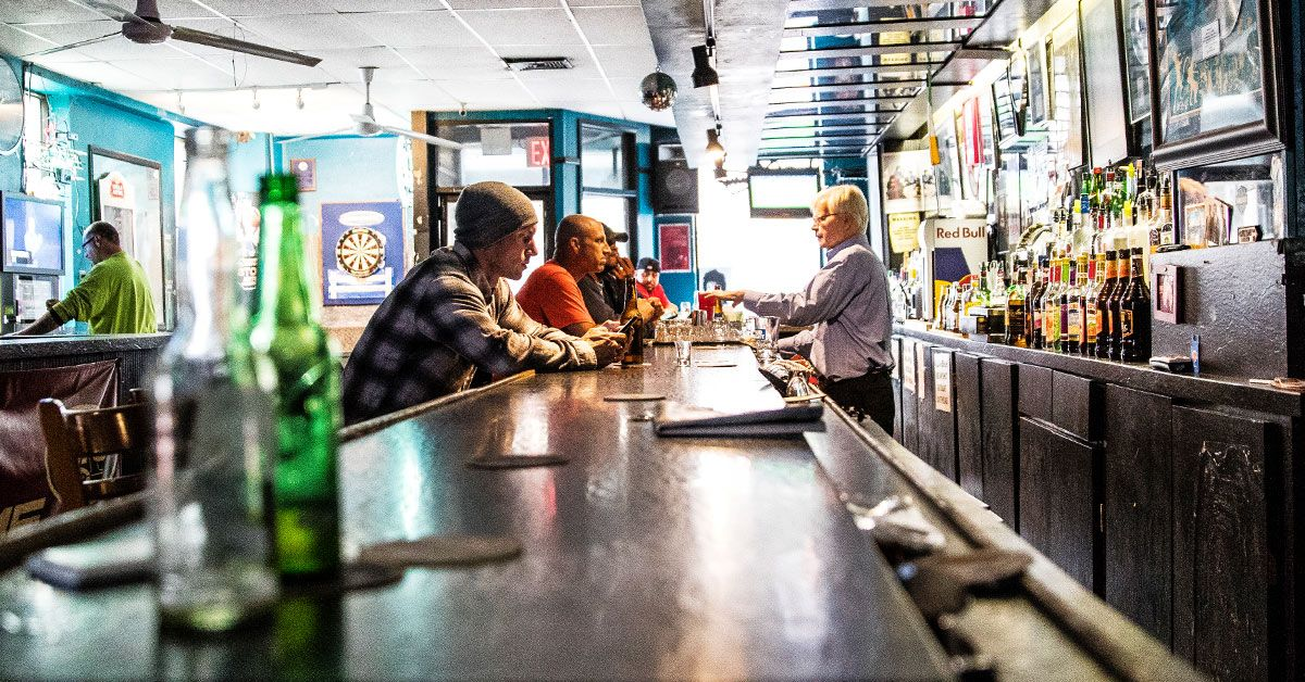 From seedy saloons to ramshackle roadhouses, these are the most beloved dive bars in every major American city.