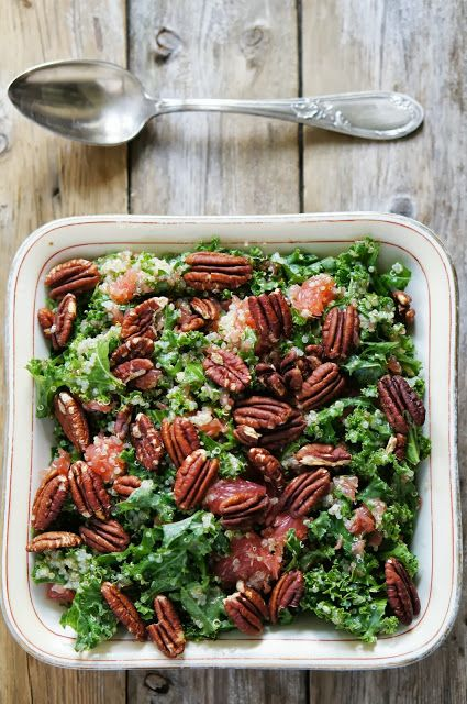 Quinoa kale salad #foodphotography