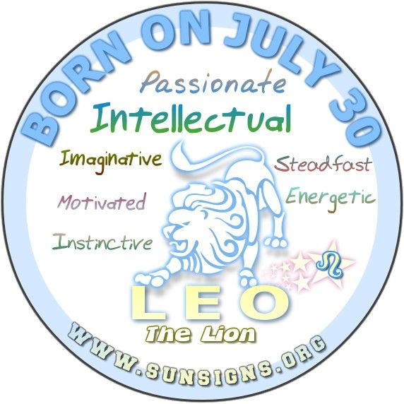 leo horoscope born december 30