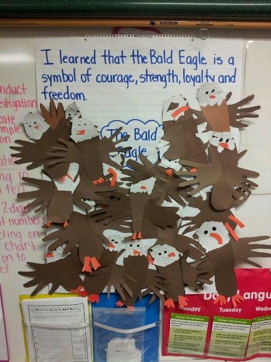 2nd Grade American Symbols Common Core Unit Bald Eagle Social