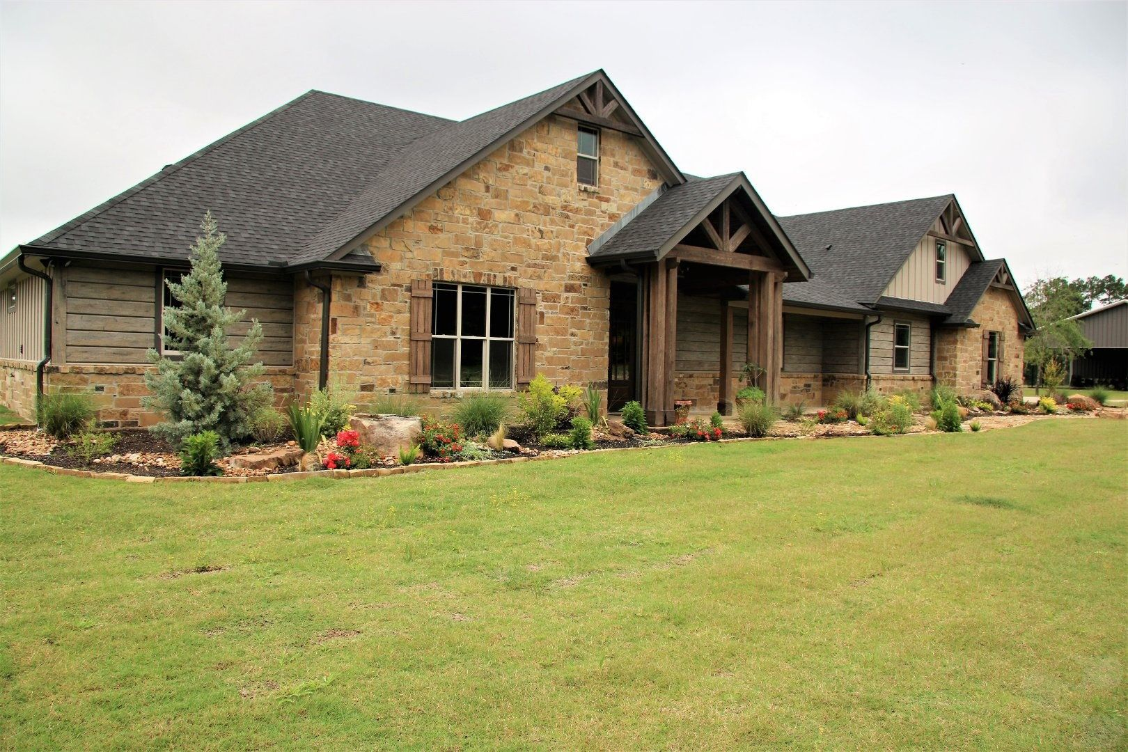 Lovelady Texas Log Sided Home Log Siding Log Homes House Styles