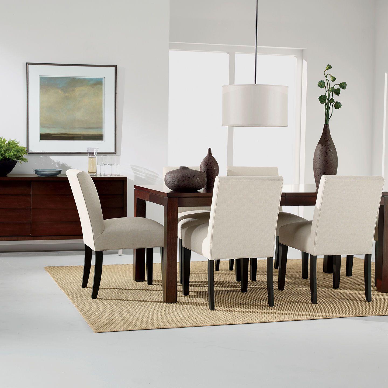 Sebago Dining Chair Cayman Bone Ethan Allen Us Dining Chairs