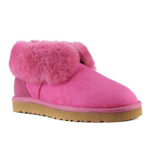 UGG Classic Mini 5845 Pink Boots For Women