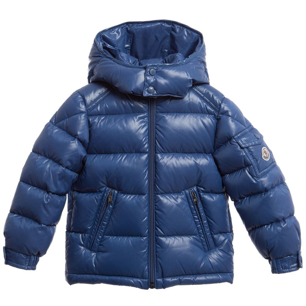 5f87d70bc13 Boys Blue  Maya  Down Padded Jacket