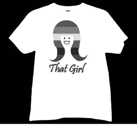 27e12915d7c That Girl Marlo Thomas T-Shirt I want this!!! | shoes and clothes in ...