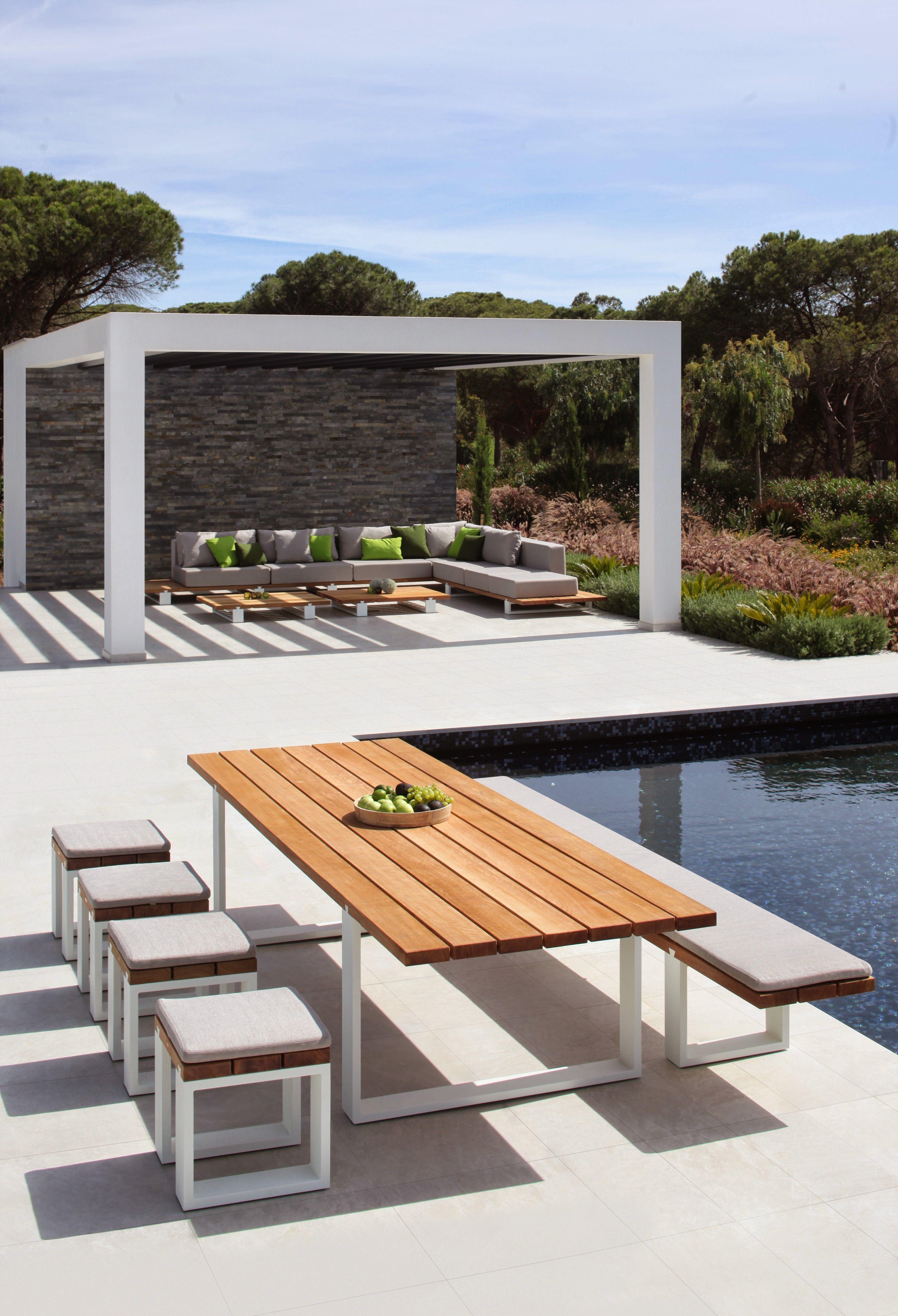 vigor designed by kris van puyvelde for royal botania belgium vigor modern garden dining