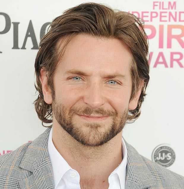 Bradley Cooper Has Been Voted As The Man With The Worlds Best Hair