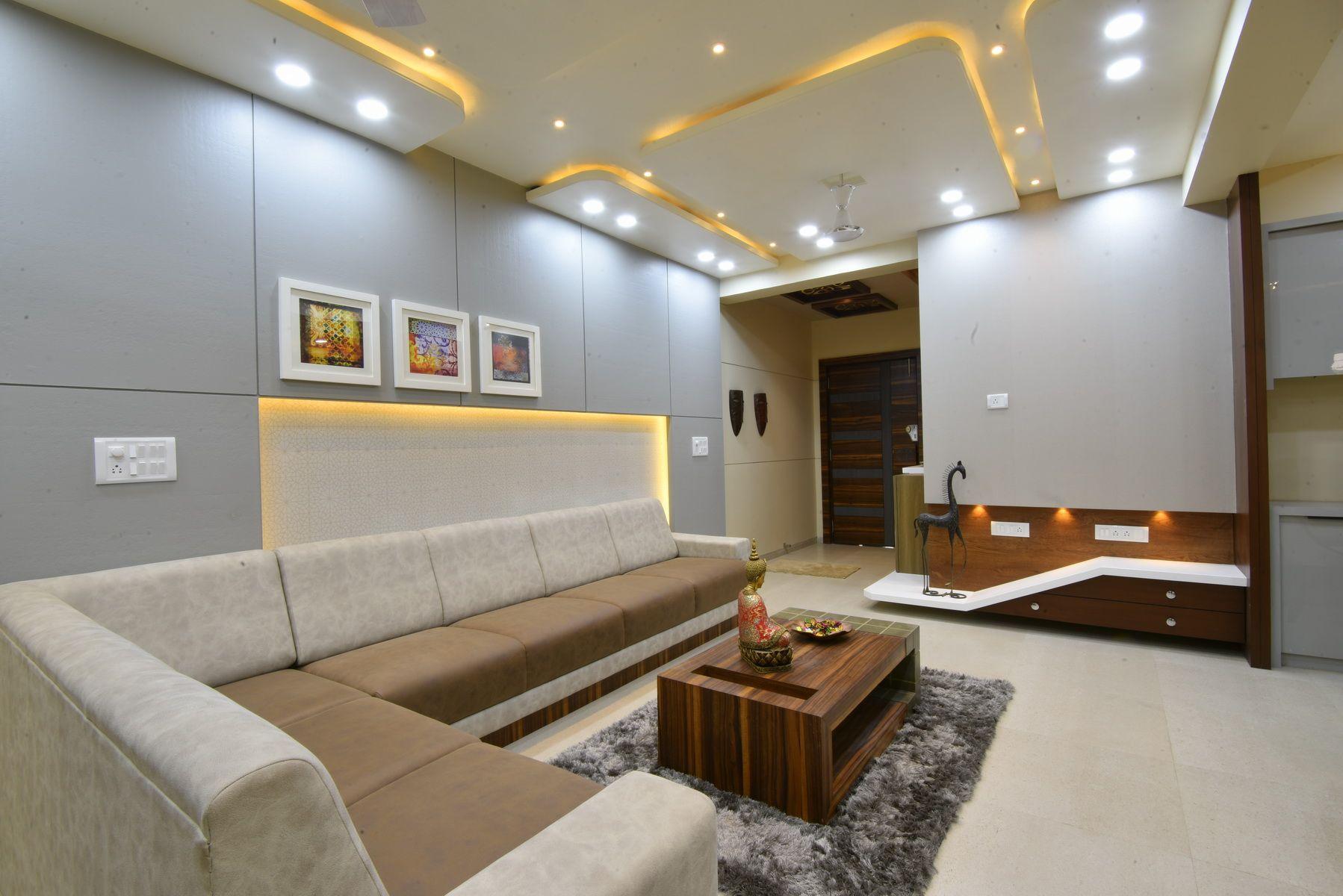 Pin by Deeksha Jain on INTERIOR | False ceiling bedroom ...