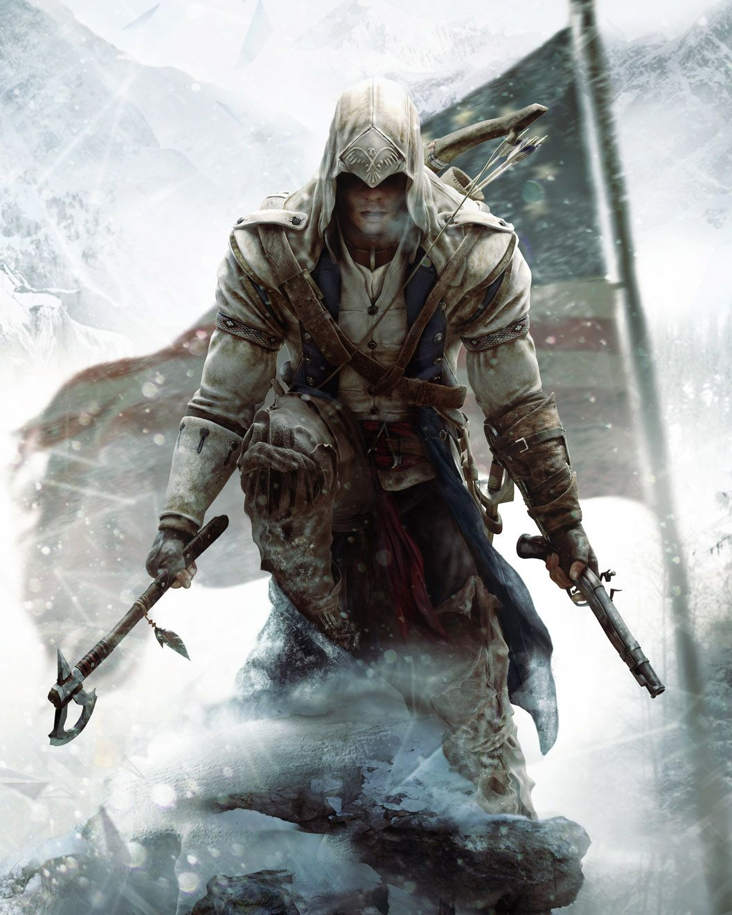 Assassin's Creed 3 I am going to try an draw this on the weekend wish me luck