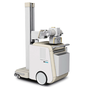 Mobile X Ray X Ray Mobile Workstation