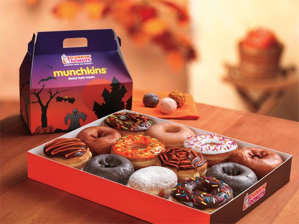Ookie Spooky Halloween Doughnuts Halloween Treats