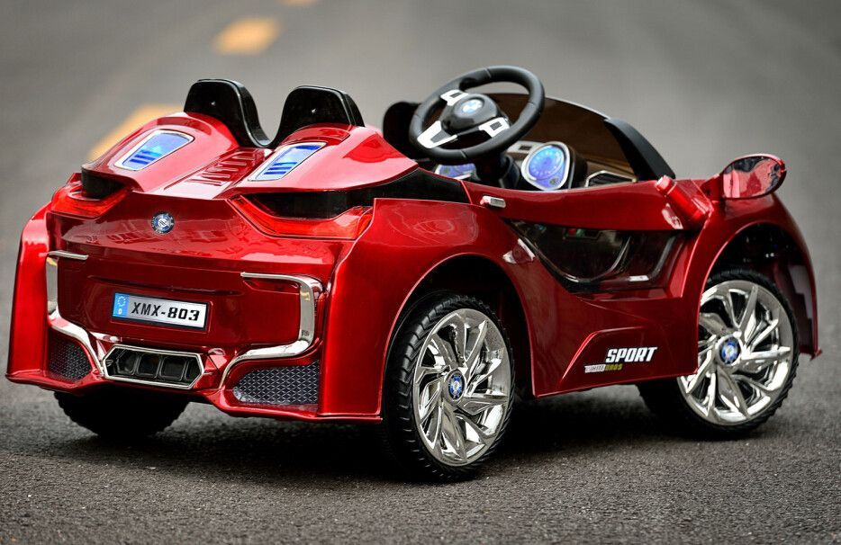 New 2016 BMW i8 style Ride On Car For Kids With Remote