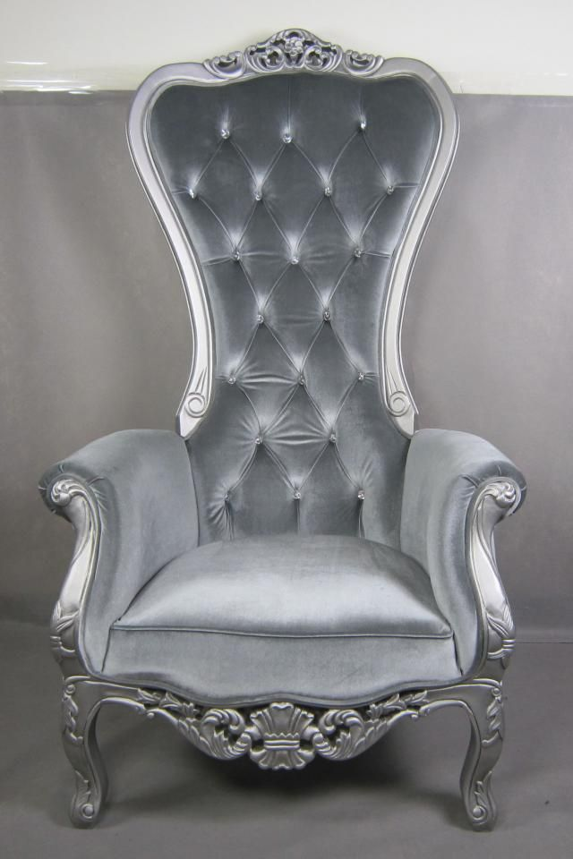 We Are Now Placing Custom Orders For Our Kings Chair Your