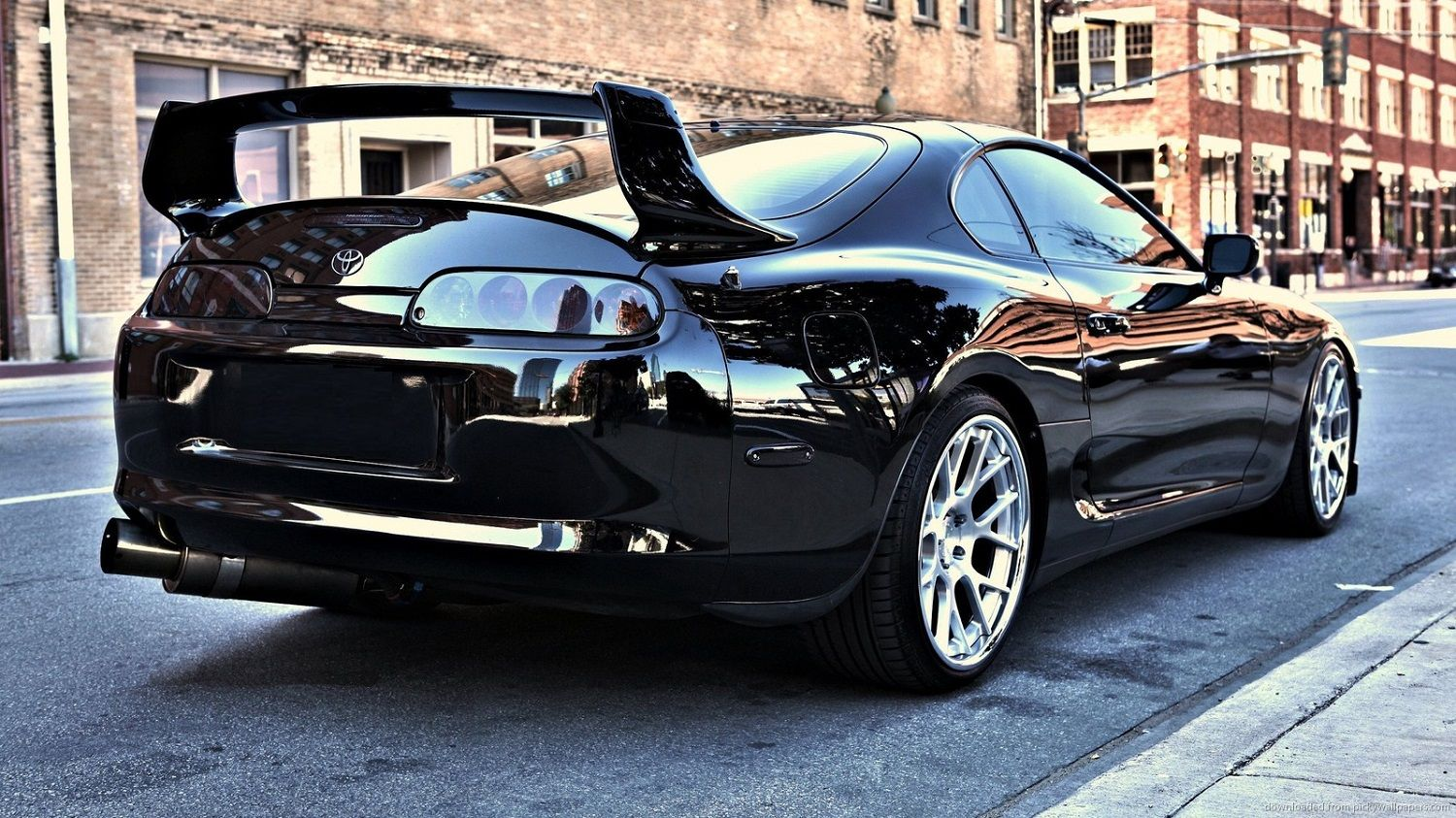 Affordable Used Toyota Supra Sports Cars For Sale The all in season ...