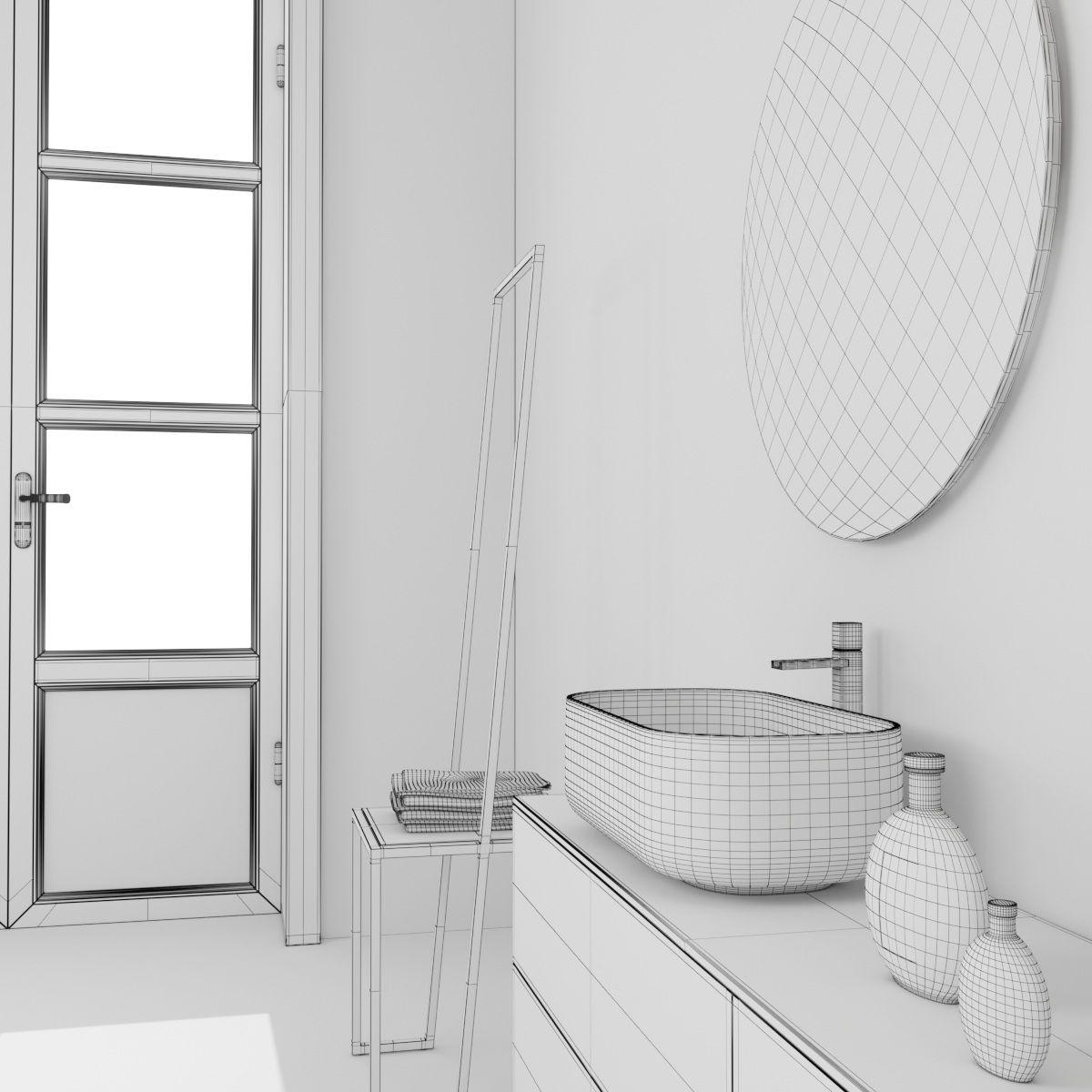 Bathroom furniture set Arcom Magnetica 2 #furniture, # ...