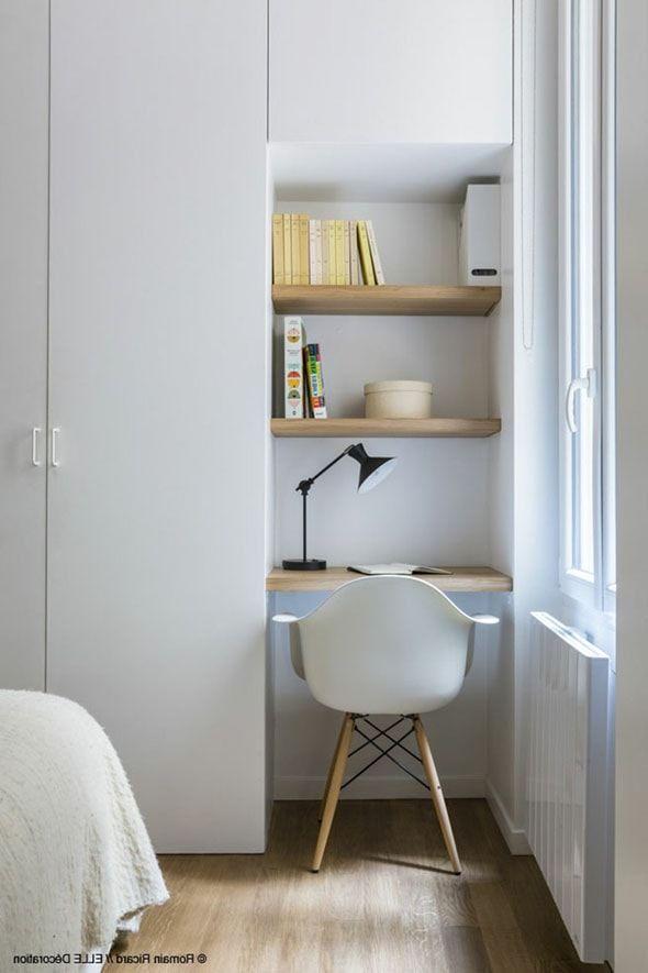 Comment aménager une petite chambre ? Idées et Astuces ! #amenagementmaisonchambre