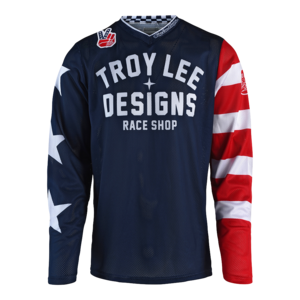 Troy Lee Designs GP Air Americana Motocross Jersey S