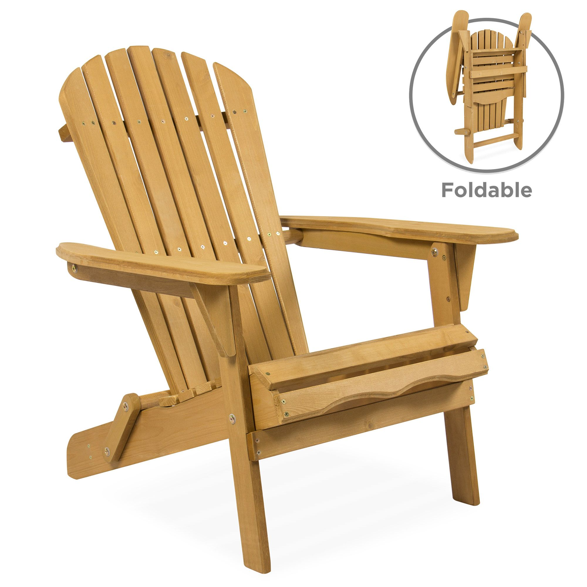 Patio & Garden in 2020 Wood adirondack chairs, Wooden