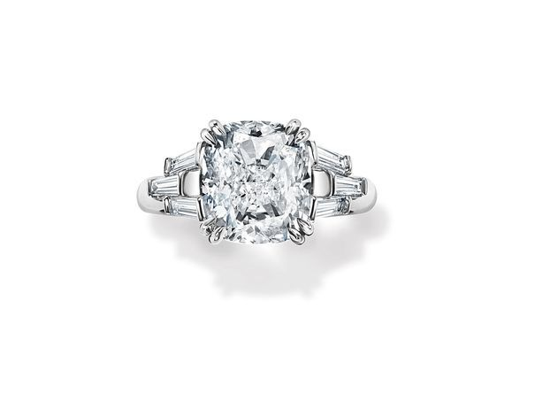 bague diamant harry winston