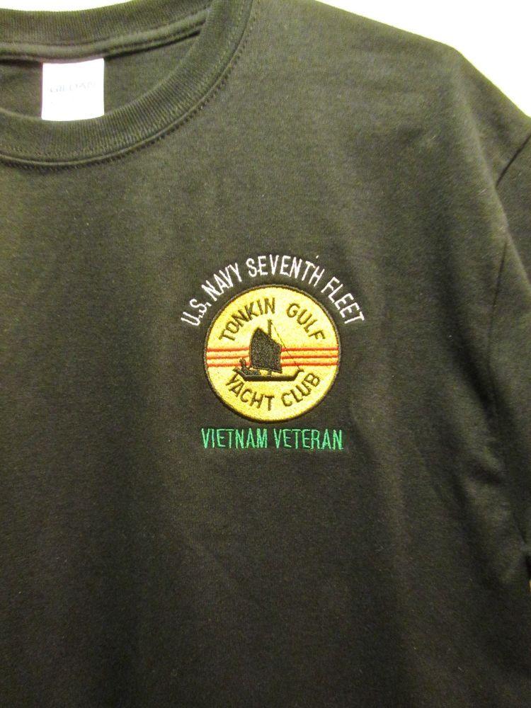 Navy Seventh Fleet Vietnam Tonkin Gulf Yacht Club