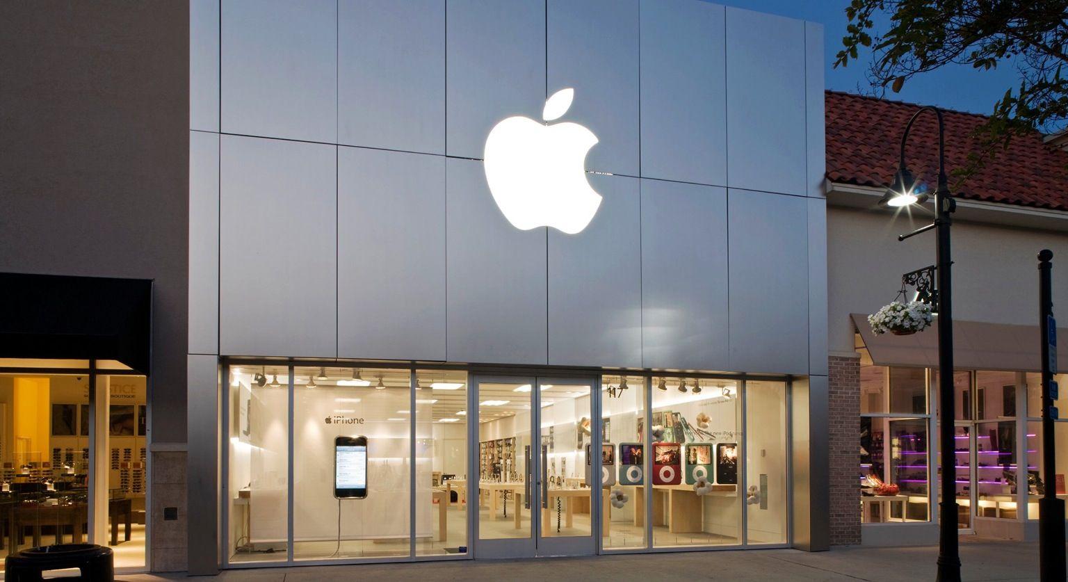 Apple store at st johns town center jacksonville fl