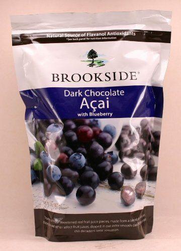 acai chocolate with blueberry! $15.39