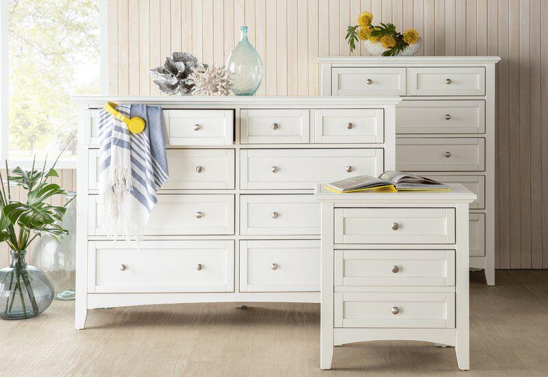 Magdaleno 6 Drawer Double Dresser   Furniture, Stylish ...