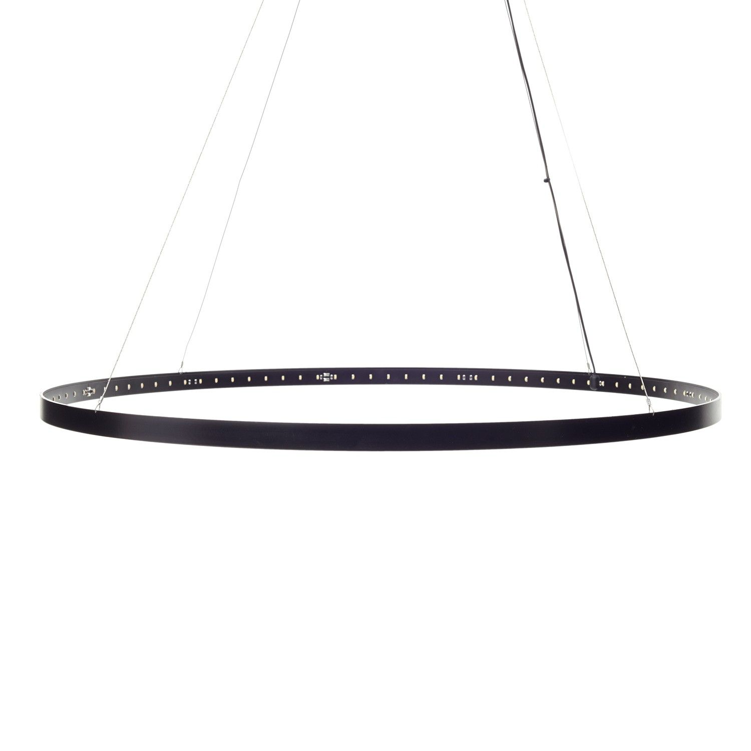 A slim ring is studded with tiny hidden led lights casting a a slim ring is studded with tiny hidden led lights casting a soft glow for impactful architectural lighting the pendant creates an instant focal point arubaitofo Images