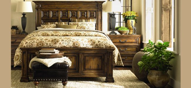 Sonoma Bedroom Collection by BASSETT | House | Pinterest | Tuscan ...