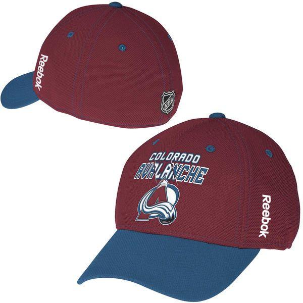 Colorado Avalanche Reebok Second Season Flex Hat - Burgundy - $18.99