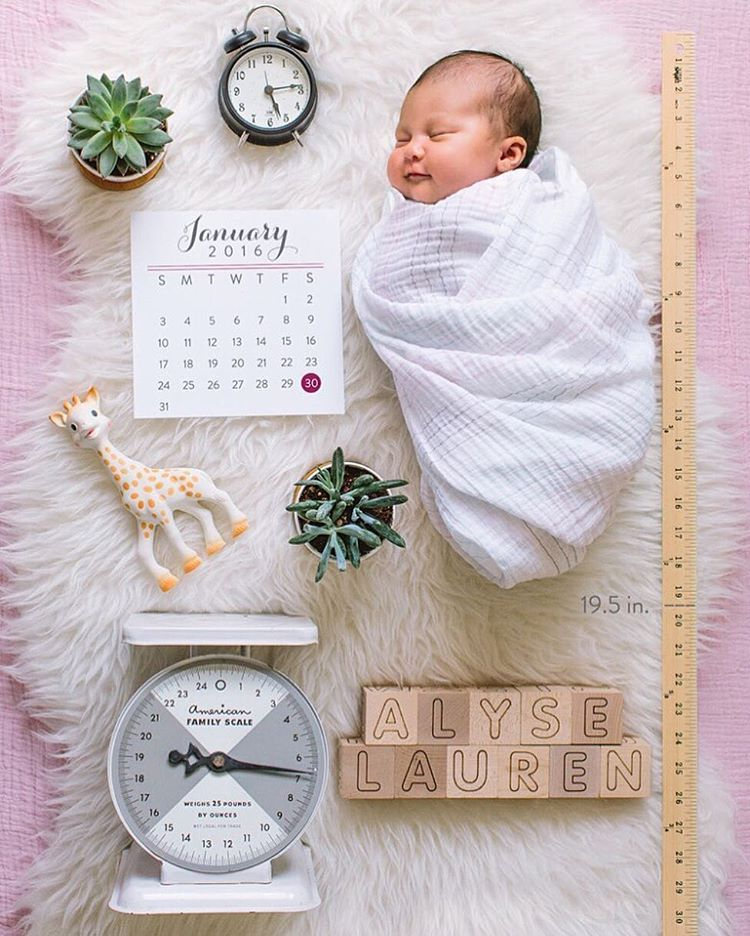 Pin by Erin Dalton on Baby Announcements Newborn Photography, Baby