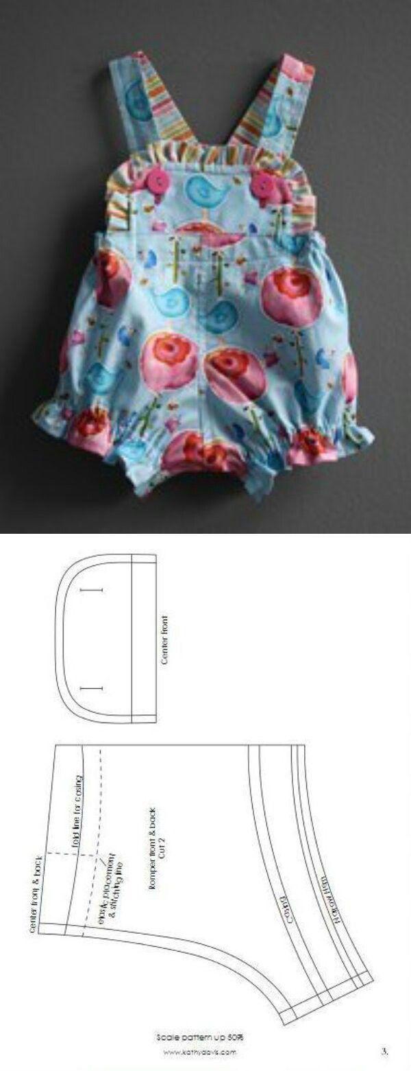 Patrones de bebes | bebea | Pinterest | Patrones, Bebe y Costura
