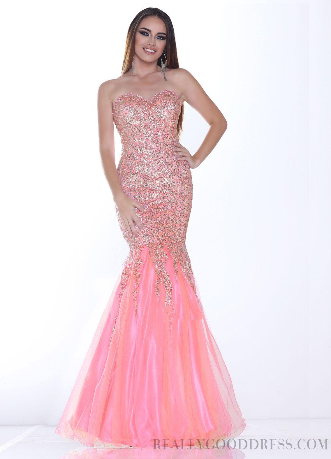 Trumpet mermaid sweetheart floorlength organza prom dresses with