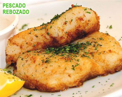 pescado rebozado a la cerveza – Atıştırmalıklar