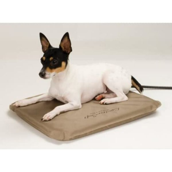 Our Top Spot For Heated Outdoor Dog Beds Goes To The K H Pet Products Lectro Soft Outdoor Heated Pet Bed Your In 2020 Heated Dog Bed Dog Bed Warmer Orthopedic Dog Bed
