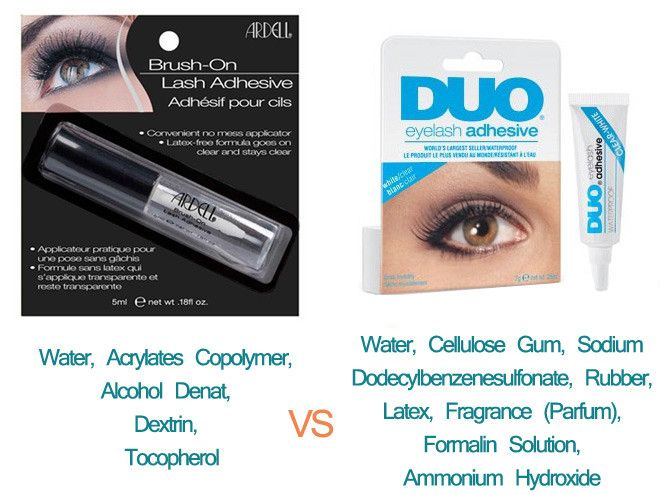 Ardell Vs Duo Eyelash Adhesive Review Of Ingredients Beauty