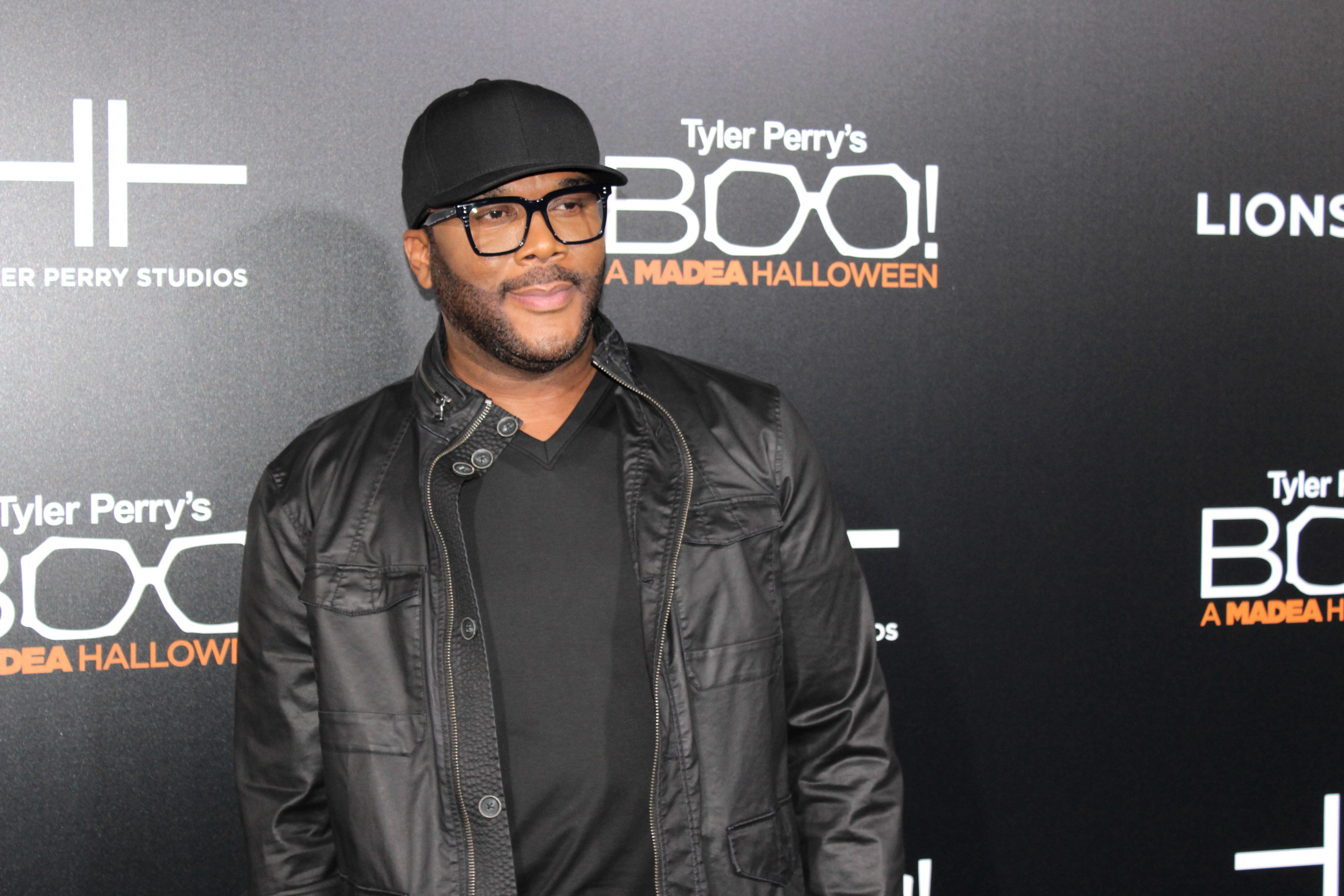 Tyler Perry's BOO! A Madea Halloween premiere hits the