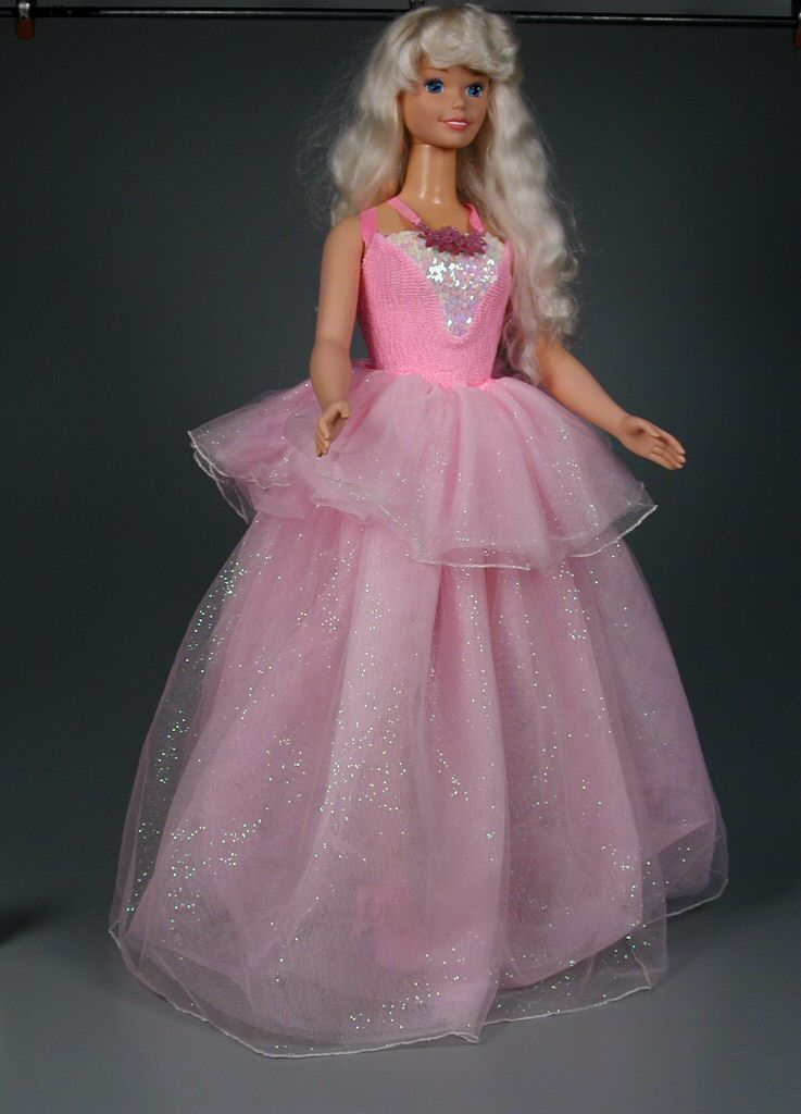 My Size Barbie Totally Had One Of These Looking Back I See What